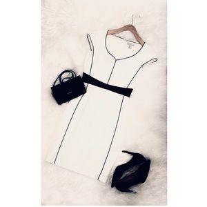 White Professional Dress